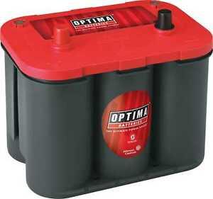 Batterie Optima Redtop RT S 4.2