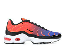 Details about Nike Air Max Plus TN (GS) SE BG Mercurial Black Orange AR0005 001 Sz 3.5Y 5.5W