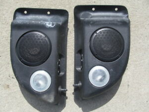 2003-04-05-06 Jeep Wrangler TJ  LJ Overhead Speaker Sound Pods