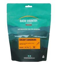 Back Country Cuisine Creamy Carbonara 2 Serve