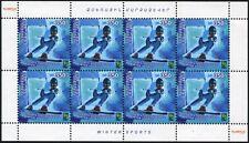 Armenien Armenia 2014 Wintersport Skifahren Winter Sports RSS 913 Kleinbogen MNH