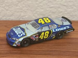 2006 Cup Champion #48 Jimmie Johnson Lowe's 1/64 Action NASCAR Diecast