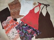 Women's Juniors Tank Top Dress Lot XS X Small Express Victorias Secret Wet Seal