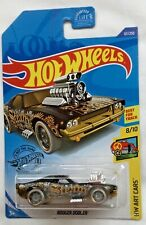 HOT WHEELS RODGER DODGER HW ART CARS 8/10 BEST FOR TRACK 67/250 GHC20-D9COD