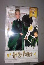 Mattel Wizarding World Harry Potter  Professor McGonagall Doll NEW IN HAND