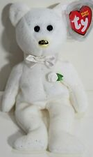 "TY Beanie Babies ""HIS"" GROOM Wedding Teddy Bear MWMTs! NEW! Ty Store Exclusive!"