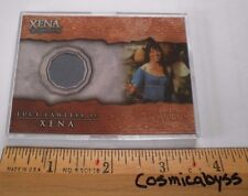 Xena Warrior Princess costume card C9 Lucy Lawless Chariots of War