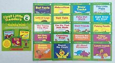 Leveled Readers Childrens Books Level C Lot 20 and Teaching Guide Homeschool Lot