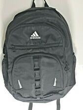 Adidas Black Load Spring Backpack Large Bag School College Work