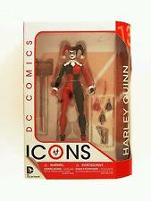 DC Collectibles DC EMBLEMAS Harley Quinn Figura de acción