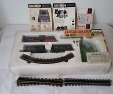 Vintage Fleischmann HO International beginner's set # 6344