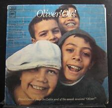 Frank Owens - Oliver! Ole! LP VG+ CS 9774 Stereo 360 Sound Columbia 2i Record