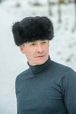 Men's fur hat beaver