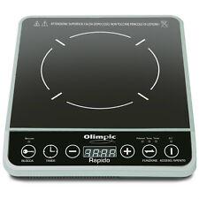 piastra induzione piano cottura Olimpic Rapido 2000w potenza temperatura regolab