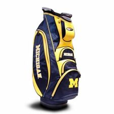 NEW Team Golf NCAA Michigan Wolverines Victory Cart Bag