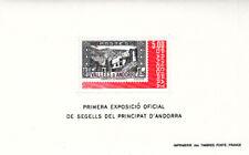 Briefmarken Europa Andorra (frz. Post) ADF TG ** 1982 Michel 321..326