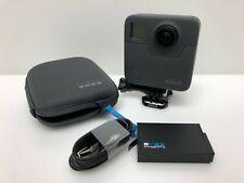 GoPro Fusion 360-degree Camera - Black