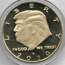 🔥 Rare 2020 US Donald Trump President Gold Eagle Collectible Collection Coin 🔥