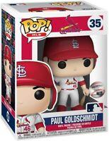 PAUL GOLDSCHMIDT = ST LOUIS CARDINALS - FUNKO POP - BRAND NEW MLB BASEBALL 46815