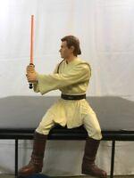 1999 Star Wars Obi Wan Night Light Figure