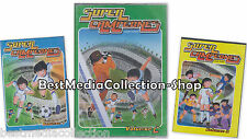 3 TEMPORADAS - Super Campeones / Captain Tsubasa DVD NEW 18 Discs BRAND NEW