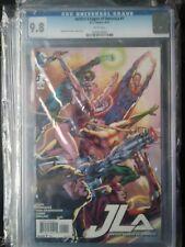 Justice League of America 1 CGC 9.8 8/15