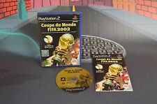 COUPE DU MONDE FIFA 2002 PAL FR PLAYSTATION 2 PS2 ENVÍO 24/48H