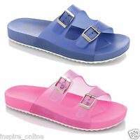 Womens Flip Flops Sandals Ladies Summer Slippers Casual Beach Rubber Flat Shoes