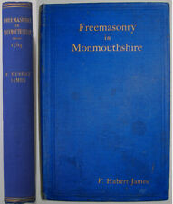 More details for freemasonry in monmouthshire freemason masonic history from 1764 published 1924