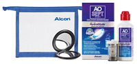 AOSEPT® PLUS mit HydraGlyde® Travelbag 90ML Peroxidsystem von Alcon