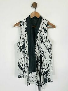 Crea Concept Women's Wrap Blouse   EU40 UK12   White