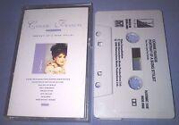 CONNIE FRANCIS PORTRAIT OF A SONG STYLIST cassette tape album T6157