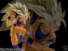 Dragon Ball DBZ Super Saiyan 3 SS3 Goku Banpresto SCultures Zokei figure F Japan