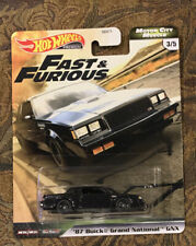 2020 Hot Wheels Fast & Furious 87 Buick Grand National GNX - Ships Free!