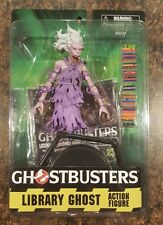 Ghostbusters Library Ghost Action Figures Librarian Diamond Select Toys