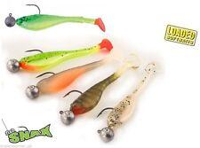 Fox Pike Perch Soft Plastic Fishing Baits, Lures & Flies