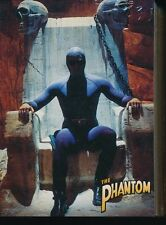 """THE PHANTOM"" COMPLETE 90 MOVIE CARD SET (INKWORKS 1996)"