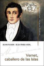 USED (VG) Vernet, Caballero de Las Islas (Novela Historica) (Spanish Edition)