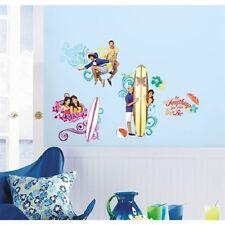 TEEN BEACH MOVIE Disney wall stickers 22 decals room decor McKenzie Brady surf
