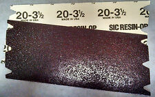 "Floor Sander Sandpaper - Drum Sander - 8"" x 19 1/2"" 20g"
