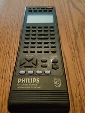 Philips Universal Remote Control Commander RC980MK201  LCD Screen TESTED