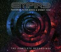 Empire Featuring Peter Banks and Sydney Foxx - The Complete Recordings [CD]