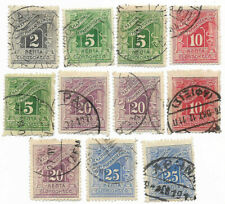 Greece, 1902/1913-tax-delivery offered for 5 lots in bulk buy