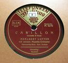 Kurt Drabek & Adalbert Lutter - Carillon (di Rossi) / Konfetti TELEFUNKEN (1663)