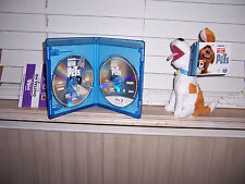 The Secret Life of Pets (Blu-ray/DVD/Digital Copy) With Best Buy Plush Dog Max