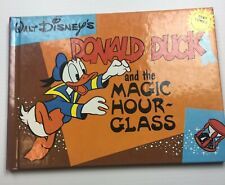 Donald Duck and the Magic Hour-Glass Disney Abbeville Press 1980 Hardcover