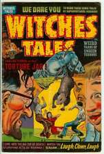Witches Tales #13 5.0