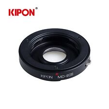 New Kipon Adapter for Minolta MD Mount Lens to Canon EOS EF Camera