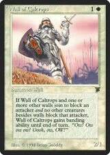 Wall of Caltrops Legends MINT+ White Common MAGIC THE GATHERING CARD ABUGames