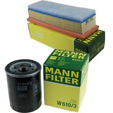 MANN-Filter Set Ölfilter Luftfilter Inspektionspaket MOL-9693285